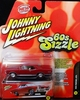 Johnny Lightning 60's Sizzle 1966 Pontiac GTO Car