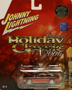 Johnny Lightning Holiday Classic 2006 1965 Ford Mustang 2+2 Fastback