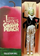 Jun Planning James and the Giant Peach Grass Hopper Figure