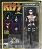 KISS Retro Cloth Mego Catman Action Figure