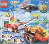 Lego 2914 Duplo Action Wheelers Rescue Base Set
