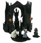 Lord of the Rings Armies of Middle Earth Orthanc Chamber at Isengard