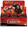 Magic The Gathering Khans of Tarkir Sealed Booster Box
