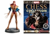 Marvel Chess Collection Black Pawn Lady Deathstrike Magazine #46