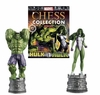 Marvel Chess Collection Hulk and She-Hulk Special Magazine