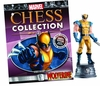 Marvel Chess Collection White Knight Wolverine Magazine #3