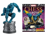 Marvel Chess Collection White Rook Beast Magazine #50