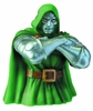 Marvel Comics Doctor Doom Bust Coin Bank