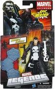 Marvel Legends Epic Heroes Series Marvel's Knights The Punisher Figure