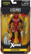 Marvel Legends Juggernaut Series Deadpool Figure