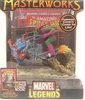 Marvel Legends Masterworks Marvels #0 Gwen Stacey Display
