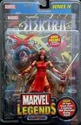 Marvel Legends Series 4 Elektra Action Figure