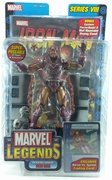 Marvel Legends Series 8 Modern Armor Iron Man Action Figure