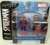 Marvel Minimates Spider-Man Ultimate Spider-Man and Gray Hulk Set