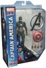 Marvel Select Captain America Civil War Captain America Figure