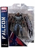 Marvel Select Captain America Winter Soldier Falcon Figure
