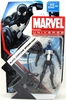 Marvel Universe #007 Black Costume Spider-Man Figure