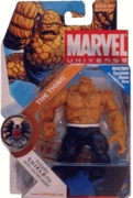Marvel Universe #19 Dark Pants Thing Figure