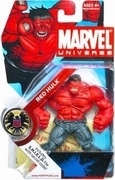 Marvel Universe #28 Red Hulk Figure