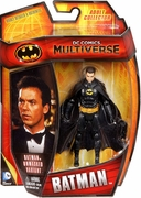 Mattel DC Multiverse 1989 Batman Movie Unmasked Batman Figure