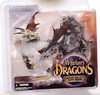 McFarlane Dragons Quest for the Lost King Fire Clan Dragon Figure