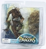 McFarlane Dragons Quest for the Lost King Komodo Dragon Clan Figure