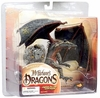 McFarlane Dragons Quest for the Lost King Sorcerers Clan Dragon Figure
