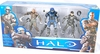 McFarlane Halo Anniversary Fearless Leaders Figure Box Set