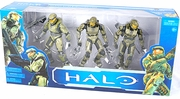 McFarlane Halo Anniversary Master Chief Evolution Box Set