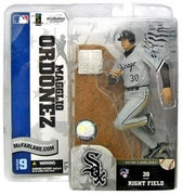 McFarlane MLB Series 9 Chicago White Sox Magglio Ordonez Figure