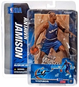 McFarlane NBA 9 Washington Wizards Antawn Jamison Figure