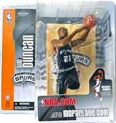 McFarlane NBA Series 6 Tim Duncan Figure