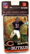 McFarlane NFL Legends Series 6 Dick Butkus Figure