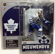 McFarlane NHL 11 Toronto Maple Leafs Joe Nieuwendyk Figure