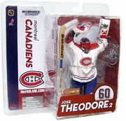 McFarlane NHL Series 10 Montreal Canadiens Jose Theodore Figure