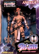 McFarlane Spawn Super Size Angela Figure