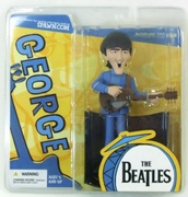 McFarlane The Beatles Saturday Morning Cartoon George Harrison Figure