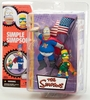 McFarlane The Simpsons Simple Simpson Figures