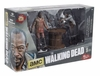 McFarlane The Walking Dead Deluxe Morgan with Impaled Walker Figure