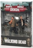 McFarlane Toys The Walking Dead Daryl & Merle Dixon Set