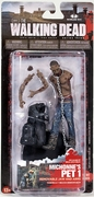 McFarlane Toys The Walking Dead Michonne's Pet Zombie 1 Figure