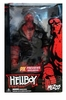 "Mezco Hellboy Comic Series 18"" Hellboy Rocket Pack Deluxe Figure"