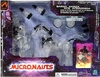 Micronauts Baron Karza and Andromeda Translucent Deluxe Set