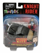 Minimates Knight Rider KITT Super Pursuit Mode Vehicle