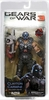 NECA Gears of War 3 Clayton Carmine Action Figure