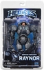 NECA Heroes of the Storm Starcraft Renegade Commander Raynor Figure