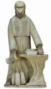 NECA Planet of the Apes Lawgiver Statue