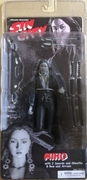 NECA Sin City Black & White Miho Action Figure