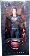 NECA Superman Man of Steel Black Costume Quarter Scale Figure