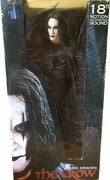 "NECA The Crow Eric Draven 18"" Motion Activated Sound Figure"